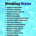 17 Benefits of Drinking Water